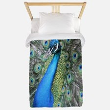 Proud as a Peacock Twin Duvet