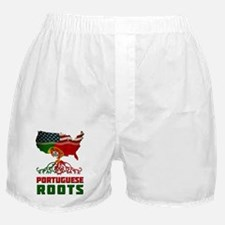 American Portuguese Roots Boxer Shorts