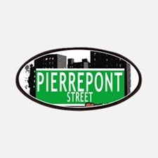 PIERREPONT STREET, BROOKLYN, NYC Patches