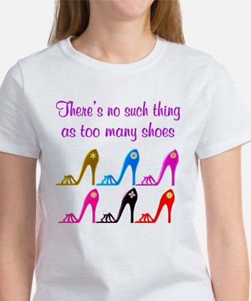SHOE ADDICT Women's T-Shirt