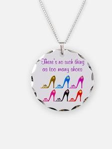 SHOE ADDICT Necklace