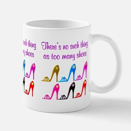 SHOE ADDICT Mug