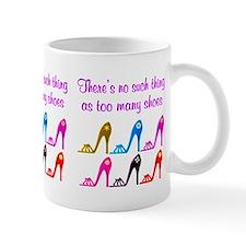SHOE ADDICT Small Mug