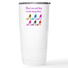 SHOE ADDICT Travel Coffee Mug