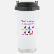 SHOE ADDICT Travel Mug