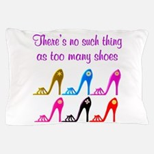 SHOE ADDICT Pillow Case