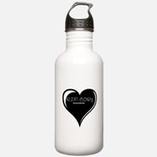 Rest In Peace Cory Monteith Water Bottle