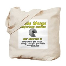 Prepare to Get Lucky Tote Bag