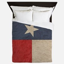 Texas Flag, Queen Duvet