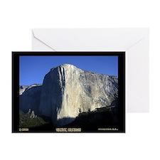 El Capitan, Yosemite Greeting Cards (6)