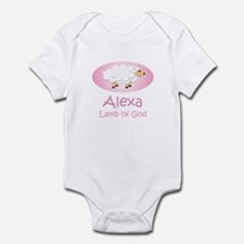 Lamb of God - Alexa Infant Bodysuit