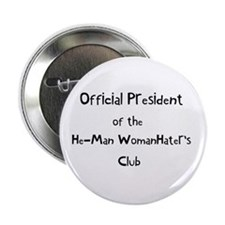 He-Man Woman Hater's Club Button
