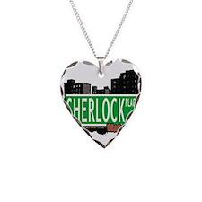 SHERLOCK PLACE, BROOKLYN, NYC Necklace