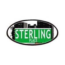 STERLING PLACE, BROOKLYN, NYC Patches