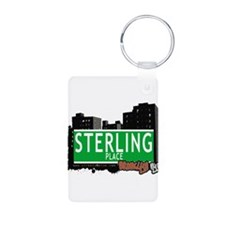 STERLING PLACE, BROOKLYN, NYC Keychains