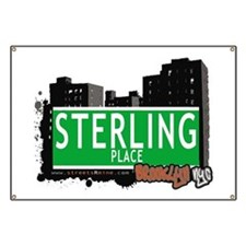 STERLING PLACE, BROOKLYN, NYC Banner