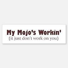 Mojo Bumper Bumper Bumper Sticker