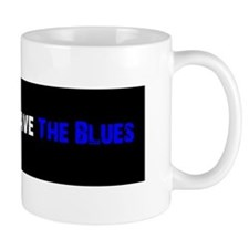 Everyday I Have The Blues Mug
