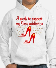 SIZZLING SHOES Hoodie