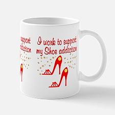 SIZZLING SHOES Mug