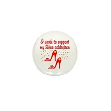 SIZZLING SHOES Mini Button (10 pack)