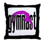 Gymnastics Pillow - Gymnast-BHS