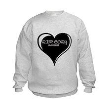 Rest In Peace Cory Monteith Sweatshirt
