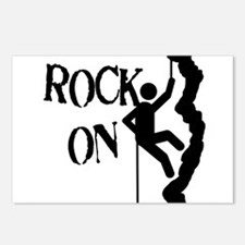 Rock On Postcards (Package of 8)