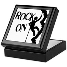Rock On Keepsake Box