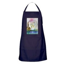Weeping Willow Apron (dark)