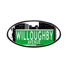 WILLOUGHBY AVENUE, BROOKLYN, NYC Patches