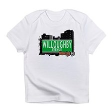WILLOUGHBY AVENUE, BROOKLYN, NYC Infant T-Shirt