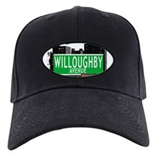 WILLOUGHBY AVENUE, BROOKLYN, NYC Baseball Hat