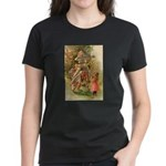 The White Knight Women's Dark T-Shirt