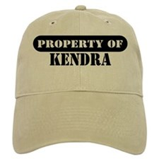 Property of Kendra Baseball Cap