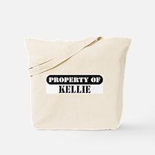 Property of Kellie Tote Bag