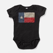 Texas Flag Baby Bodysuit