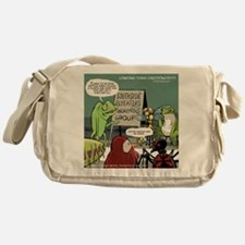 Bugs N Slugs Messenger Bag