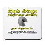 All Your Dreams Will Come Tru Mousepad