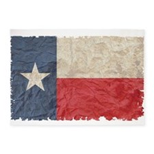 Texas Flag 5'x7'Area Rug