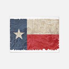 Texas Flag 5'x7'Area Rug