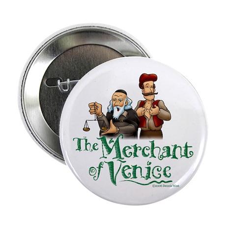 The Merchant of Venice Button