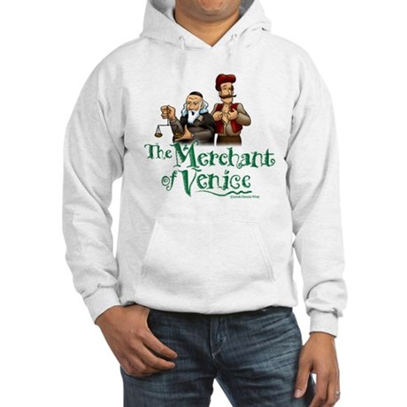 The Merchant of Venice Hooded Sweatshirt