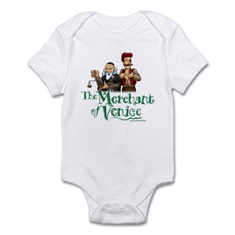 The Merchant of Venice Infant Bodysuit