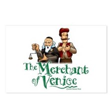 The Merchant of Venice Postcards (Package of 8)
