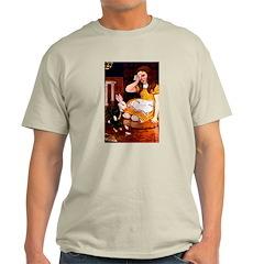 Kirk 2 Ash Grey T-Shirt