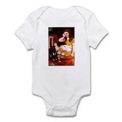 Kirk 2 Infant Bodysuit