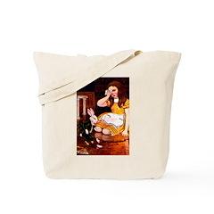Kirk 2 Tote Bag