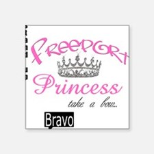 Freeport Princess Sticker