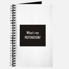 What's my MOTIVATION Journal